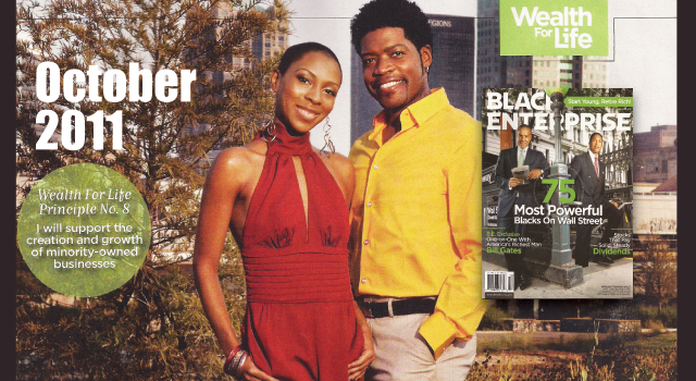Black Enterprise – Oct. 2011